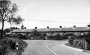 Butley, Wantisden Corner c.1955