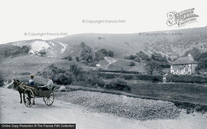 Butser Hill, 1898