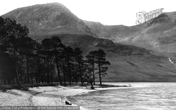Buttermere, And High Crag 1893
