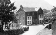 Buttermere, Bridge Hotel c.1955
