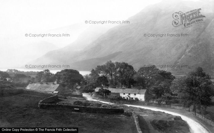 Buttermere, High Stile 1889