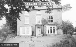 Garth Derwen c.1955, Buttington