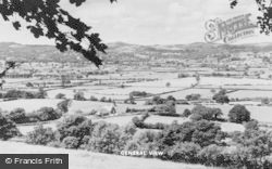 Buttington, General View c.1955