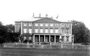 Buxted, Park House 1902