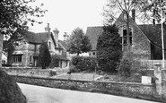 Buxted, Schoolhouse And School c.1955