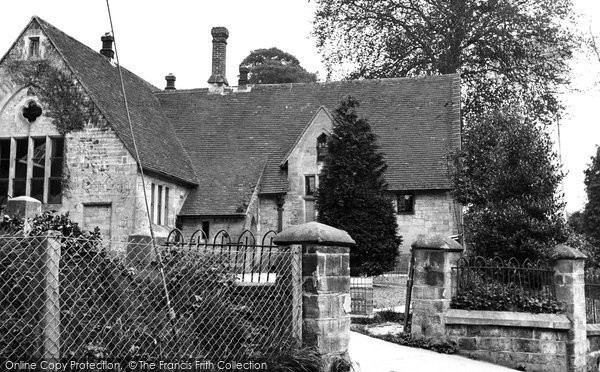 Buxted, The School c.1955