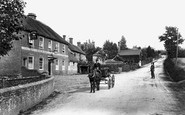 Buxted, The Village 1904