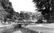 Buxton, Ashwood Park c.1955