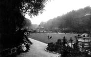 Buxton, Ashwood Park, Municipal Bowling Green 1923