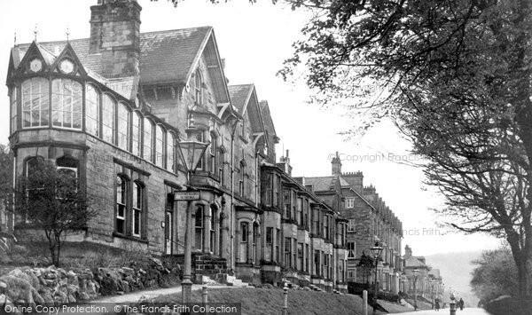 Buxton, Broad Walk c.1955