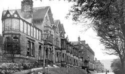 Broad Walk c.1955, Buxton