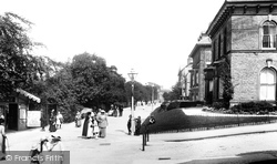 Broadwalk 1914, Buxton