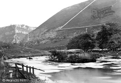 Buxton, Cowlow Bridge And Topley Pike c.1876