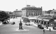 Buxton, Crescent Hotel 1932