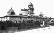 Buxton, Devonshire Hospital 1896