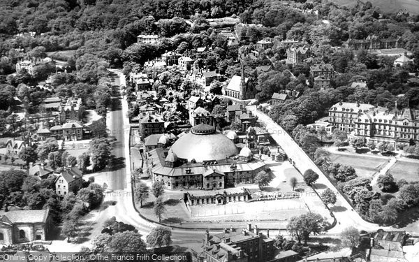 Buxton, From The Air c.1955