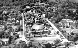 From The Air c.1955, Buxton