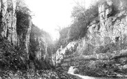 Buxton, Lover's Leap c.1870
