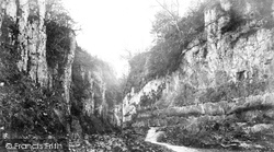 Buxton, Lover's Leap c.1872
