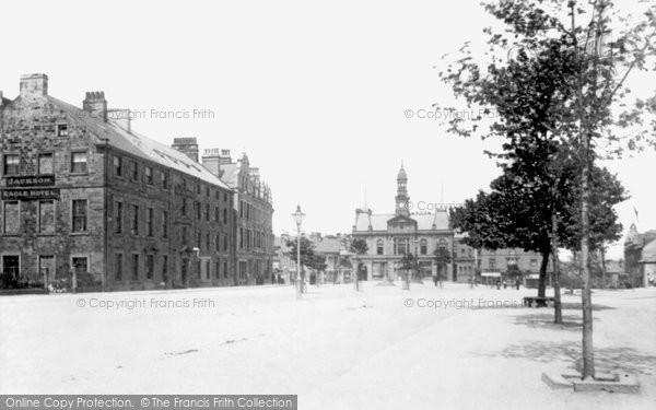 Buxton, Market Place 1894