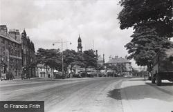 Market Place c.1955, Buxton