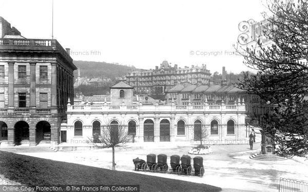 Photo of Buxton, New Baths 1902