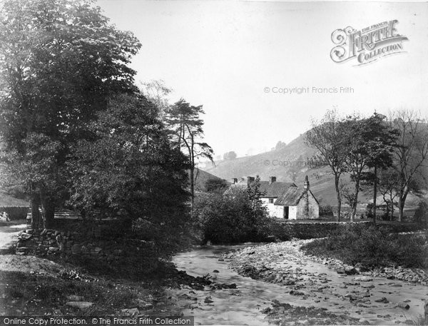 Buxton, On The River Dane c.1864