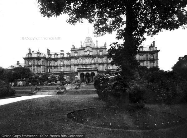 Buxton, Palace Hotel 1932