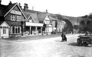 Buxton, Railway Hotel 1923