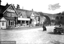 Railway Hotel 1923, Buxton