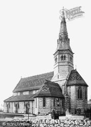 St James' Church c.1876, Buxton