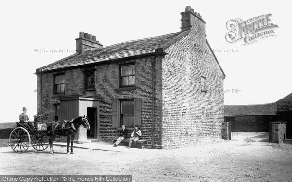 Buxton, The Cat And Fiddle 1894