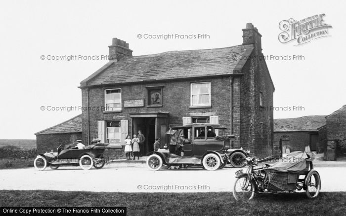 Buxton, The Cat And Fiddle 1914