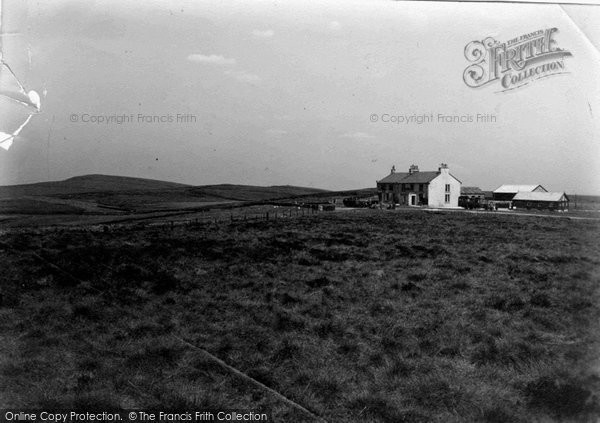 Buxton, The Cat And Fiddle 1915