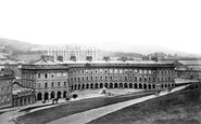 Buxton, The Crescent c.1864