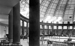 Buxton, The Dome, Devonshire Royal Hospital c.1955