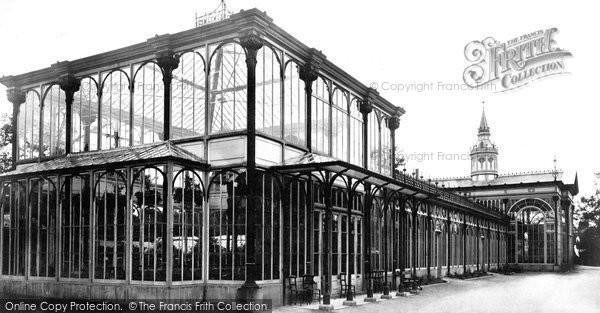 Buxton, The Pavilion c.1871