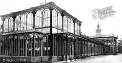 The Pavilion c.1872, Buxton