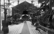 Buxton, The Pavilion, Interior 1890