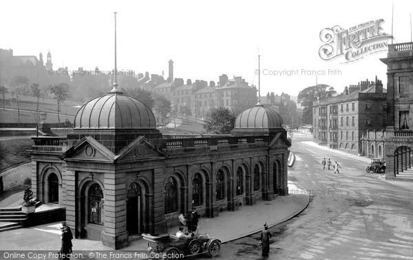 Buxton, The Pump Room 1914