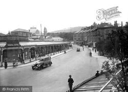 The Quadrant 1923, Buxton