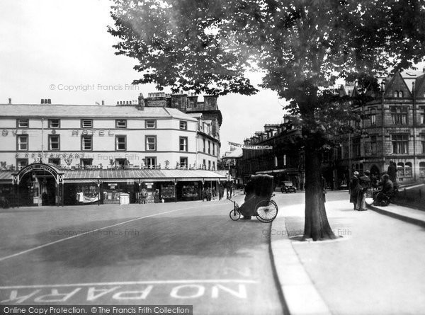 Buxton, The Square 1932