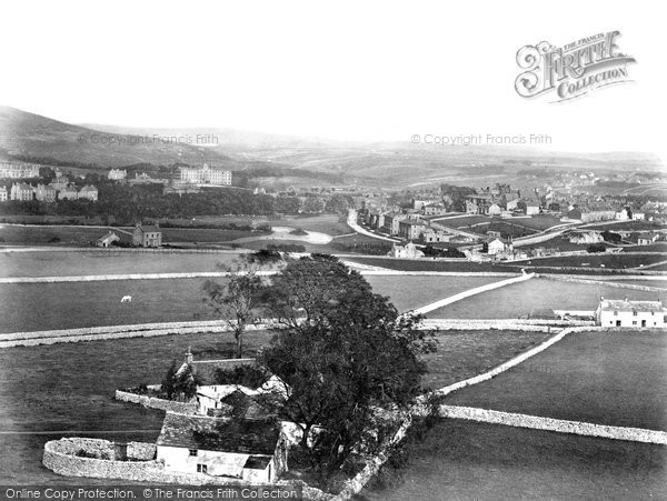 Buxton, View From Solomon's Temple c.1862