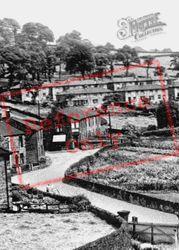 Brierley Green c.1955, Buxworth