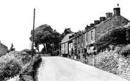 Buxworth, New Road c.1955