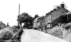 New Road c.1955, Buxworth