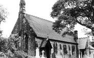 Buxworth, St James Church c1950