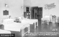 Bwlch, Residents' Ward, Crosfield House, British Legion Country Home c.1950