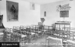 Bwlch, The Chapel, Crosfield House, British Legion Country Home c.1950
