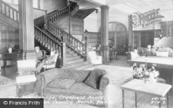 Bwlch, The Oak Lounge, Crosfield House, British Legion Country Home c.1950